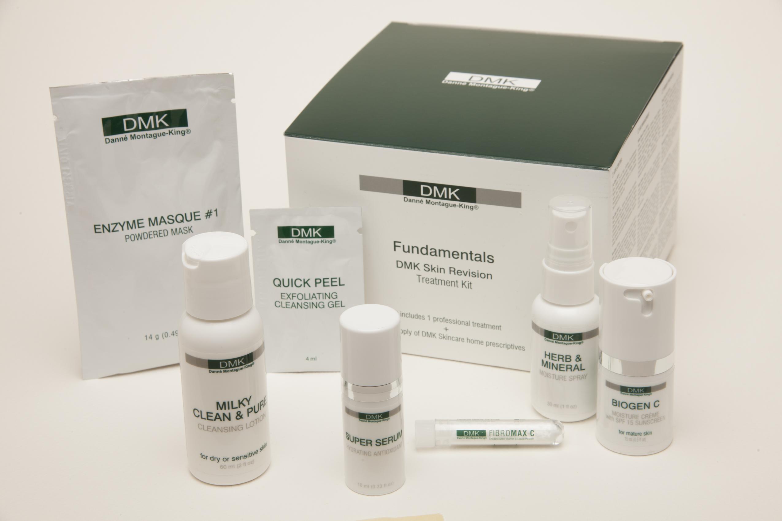 DMK to introduce new product range - Aesthetics