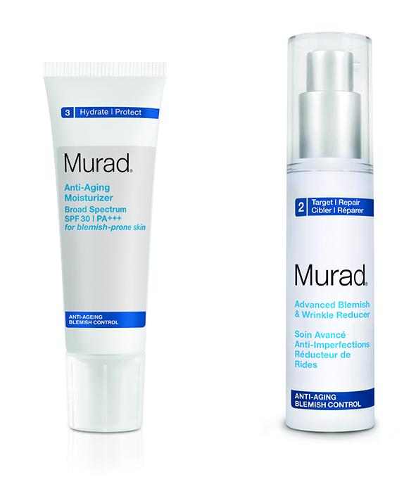 Murad expands Anti-Aging Blemish Control range - Aesthetics